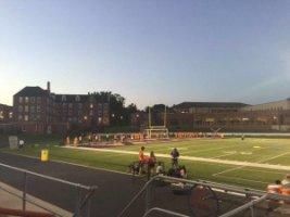 Lucia: l'arrivo al Missouri Valley College