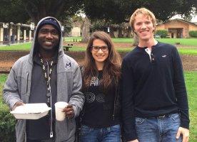 Lucrezia: il mio primo mese in un'università californiana