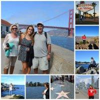 Angelica e il suo anno scolastico in California