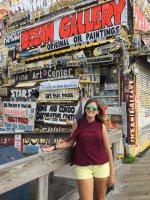 Giuliana: la mia estate a Ocean City