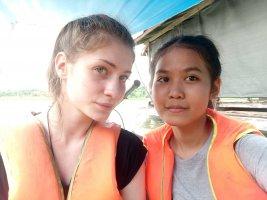 Sophie: il mio anno in Thailandia