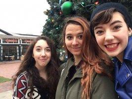 Grande entusiasmo da Pataskala, Ohio, dove Adele Fontana ha trascorso un fantastico Natale come Exchange Student