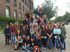 Orientation Camp a Copenaghen
