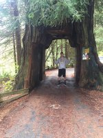 Francesco Mian, Exchange Student dallo Stato di Oregon