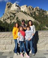 Amanda: un abbraccio dal South Dakota