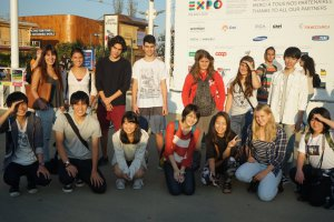 I nostri studenti internazionali all'Expo