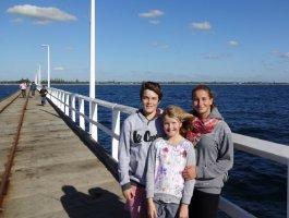 Un saluto da Perth!