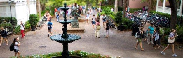 The College of Charleston