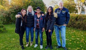 Sofia: le mie prime settimane in Svezia