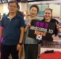 Rebecca: la mia esperienza in Corea del Sud