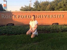 Anneli: i miei primi due anni all'università americana