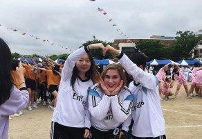 Dieci mesi pieni di storie a Daegu, in Corea del Sud