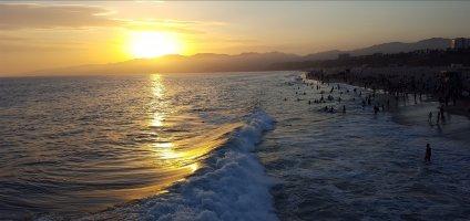 Alex, tre mesi indimenticabili a Santa Monica