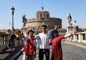 Rocco: il mio meraviglioso semestre in Cina