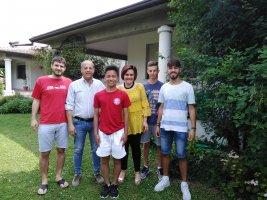 L'esperienza di Yuto in Italia