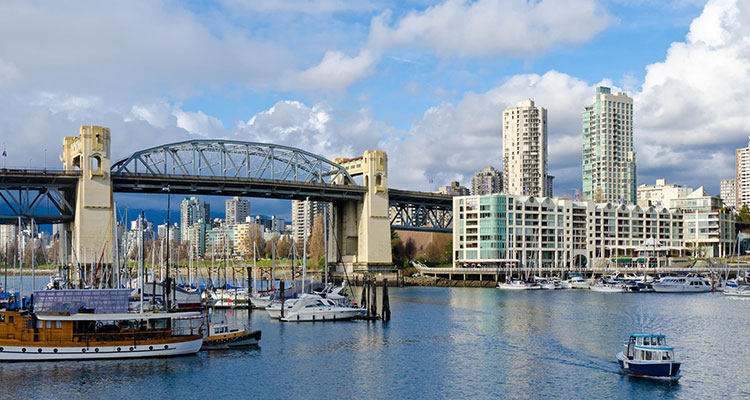 Anno Scolastico all'Estero in Canada - Greater Vancouver, British Columbia