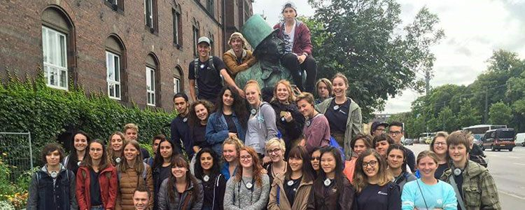 Orientation Camp a Copenaghen