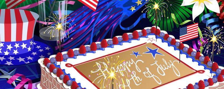 4 luglio, come si celebra la Festa dell'Indipendenza Americana