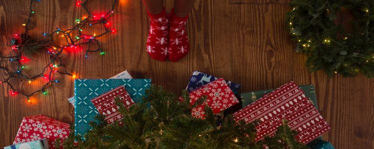 Il tuo primo Natale all'estero