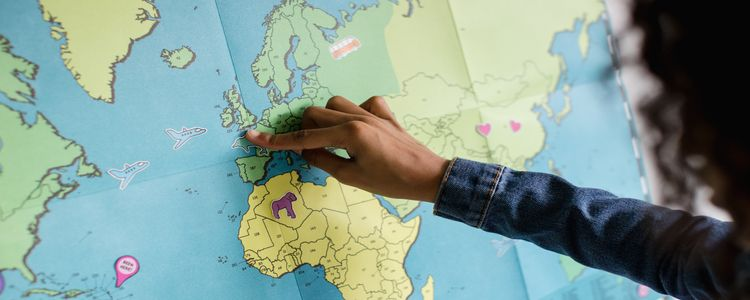 Scopri il Paese ideale per il tuo anno all'estero