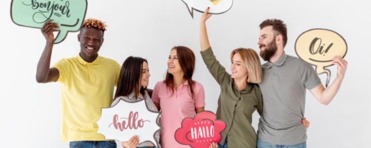 5 nuove parole in 5 lingue diverse